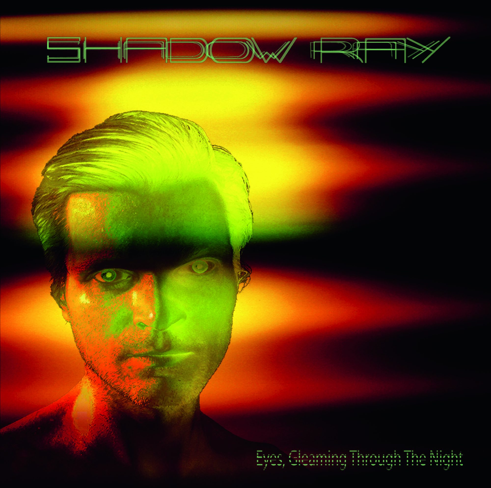 Shadow Ray - eyes gleaming through the night
